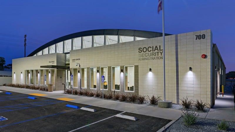 SSA Building